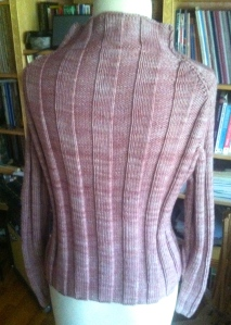 Longhorn - ribbed back