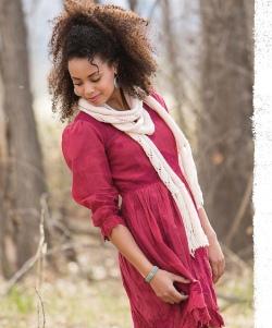 ALEUT scarf