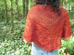 ARDENNES shawl