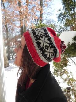 HUSHFALL hat