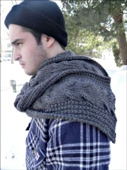 Tussis Scarf